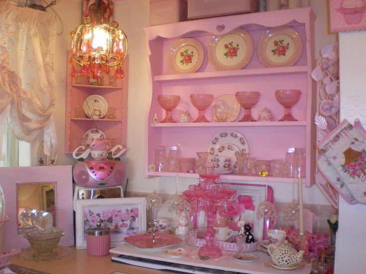 My Pink Kitchen Rund Ums HausRundeShabby Chic
