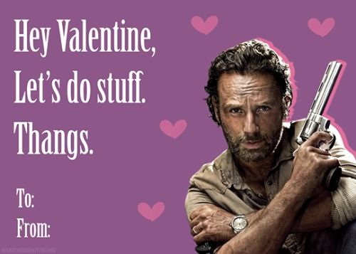Stuff And Thangs Valentine
