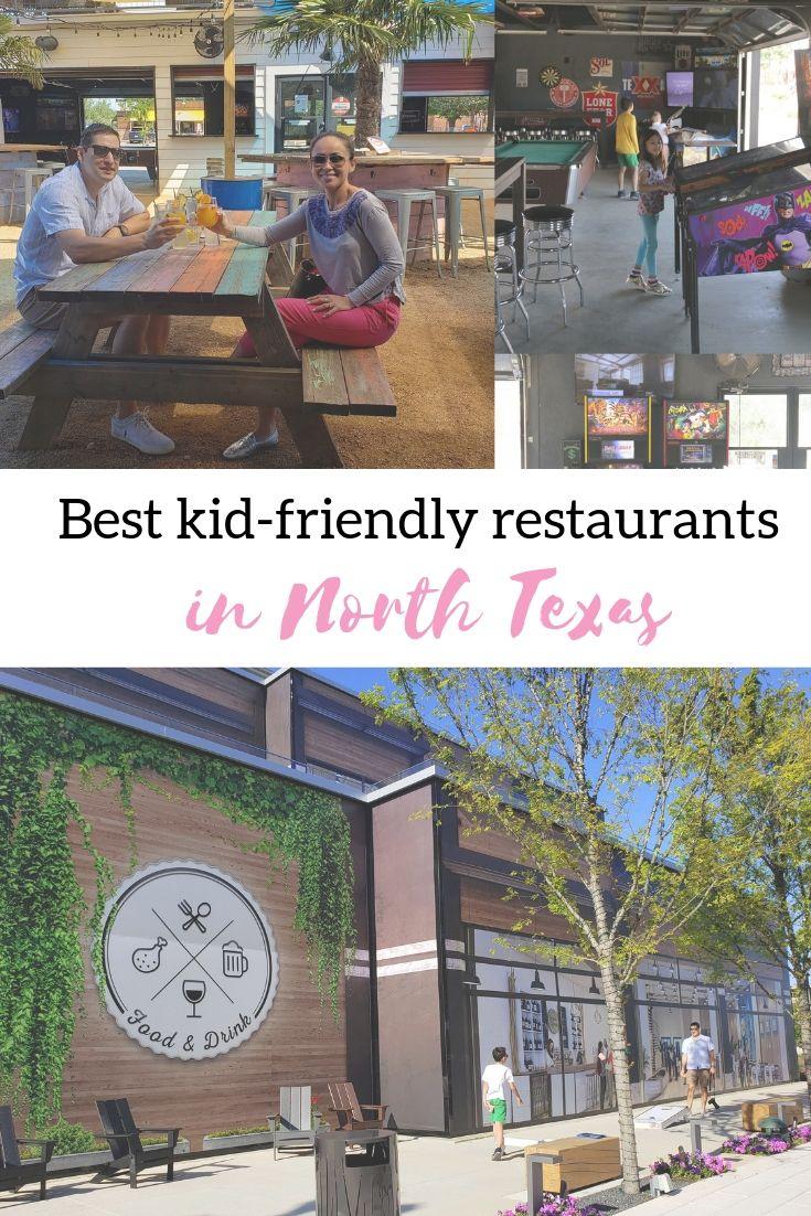 Looking For Kid Friendly Restaurants