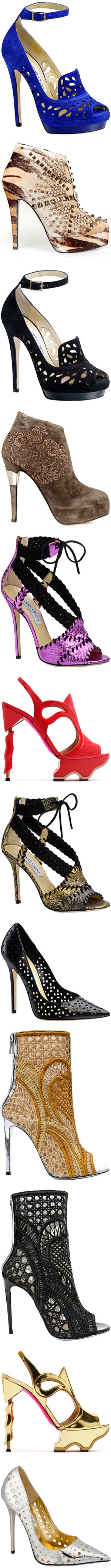 """""""Shoes to covet this season"""" by lidia-solymosi on Polyvore"""