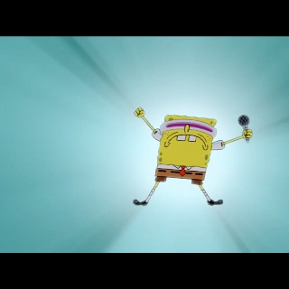 Sponge bob rocks