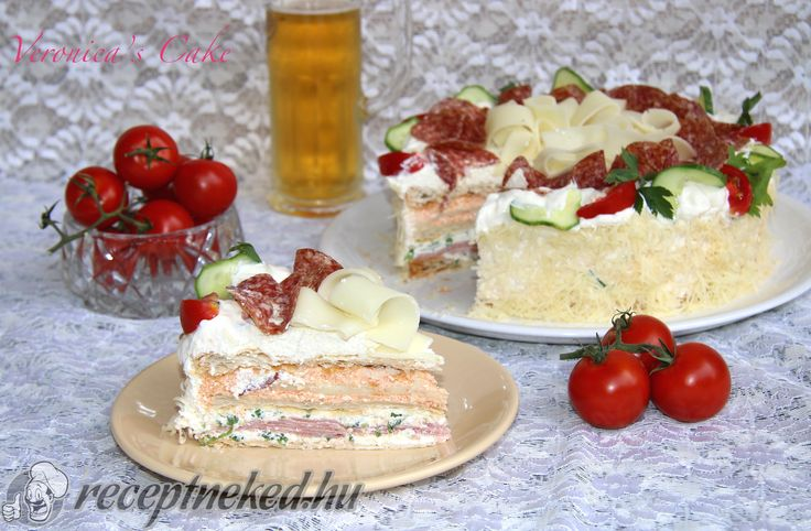 A legjobb Szendvics torta recept fotóval egyenesen a Receptneked.hu gyűjteményéből. Küldte: Veronica's Cake