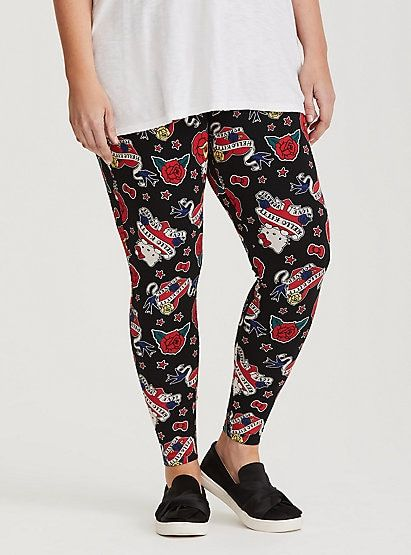 d3505f419 7-3-18 Size 0 Multicolor Hello Kitty LeggingMulticolor Hello Kitty Legging,  MULTI