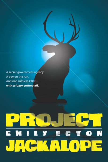 Project Jackalope by Emily Ecton Chronicle Kids: Rabbit, Grade Books, Project Jackalope, State Books, Absurd Books, Emily Ecton, Books Worth, 4Th 6Th Grade, Book Projects