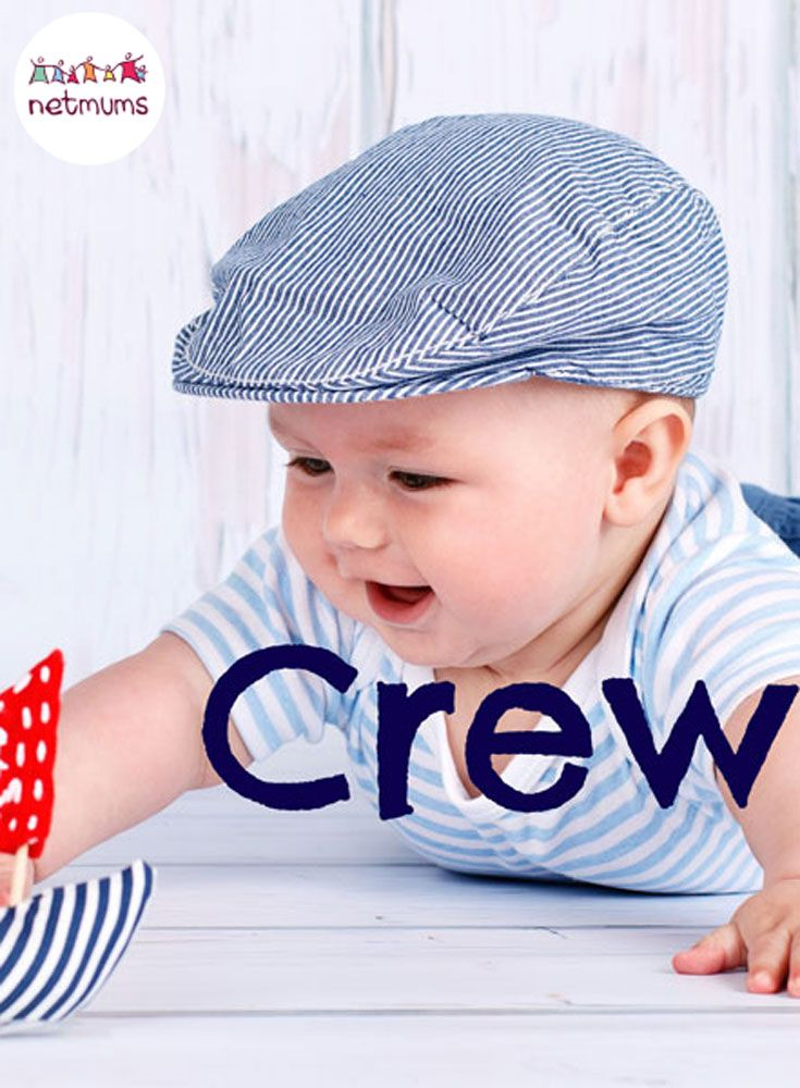 If you love sailing, the ocean, or just being by the sea, then you'll love these nautical baby names for boys and girls.