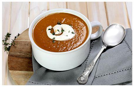 Roast Spiced Butternut Soup   Huletts Sugar