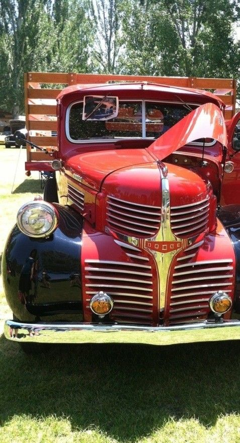 Old Dodge...really want one!