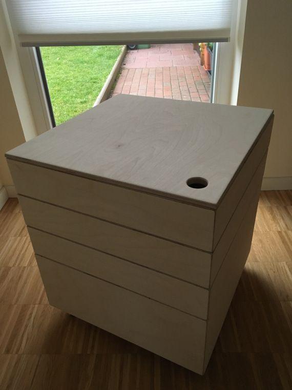 Lego Aufbewahrung Achims Holzbox Lego Aufbewahrung