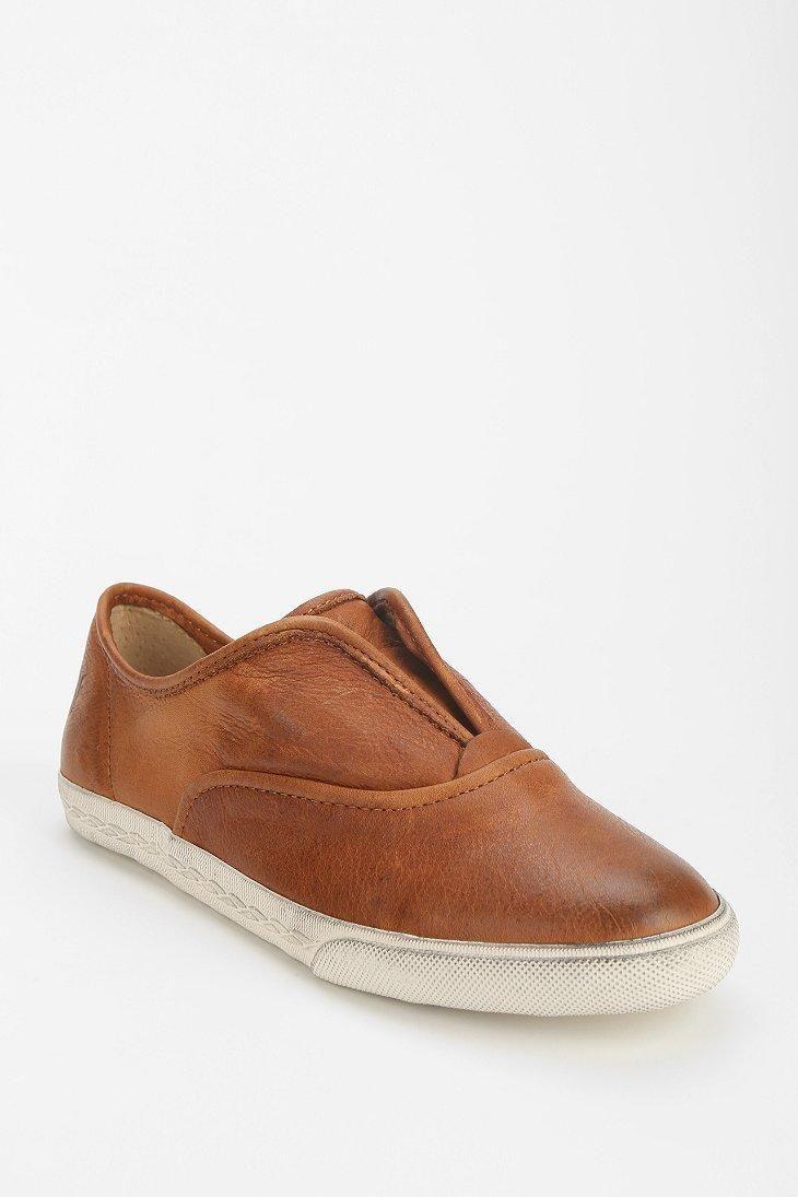 Frye Mindy Slip-On Sneaker #urbanoutfitters
