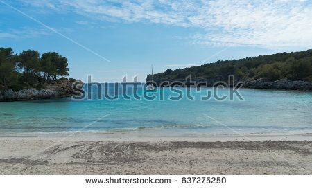 Cala Turqueta is a beautiful virgin beach situated in the south coast of Ciutadella.