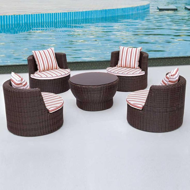 179 best images about Patio furniture and Accessories on Pinterest