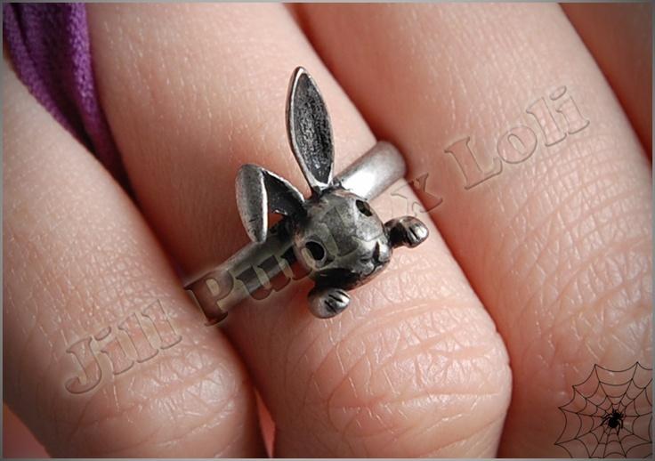 Loli Fairy Lemony Snicket's Unfortunate Events adjustable Ninja Hare magic ring | eBay