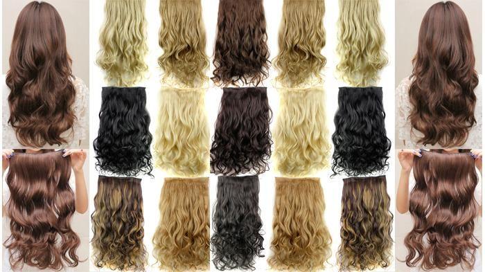 Pilihan Aksesoris Wig - Girls, Tampil Mempesona dengan Rambut Palsu yang…