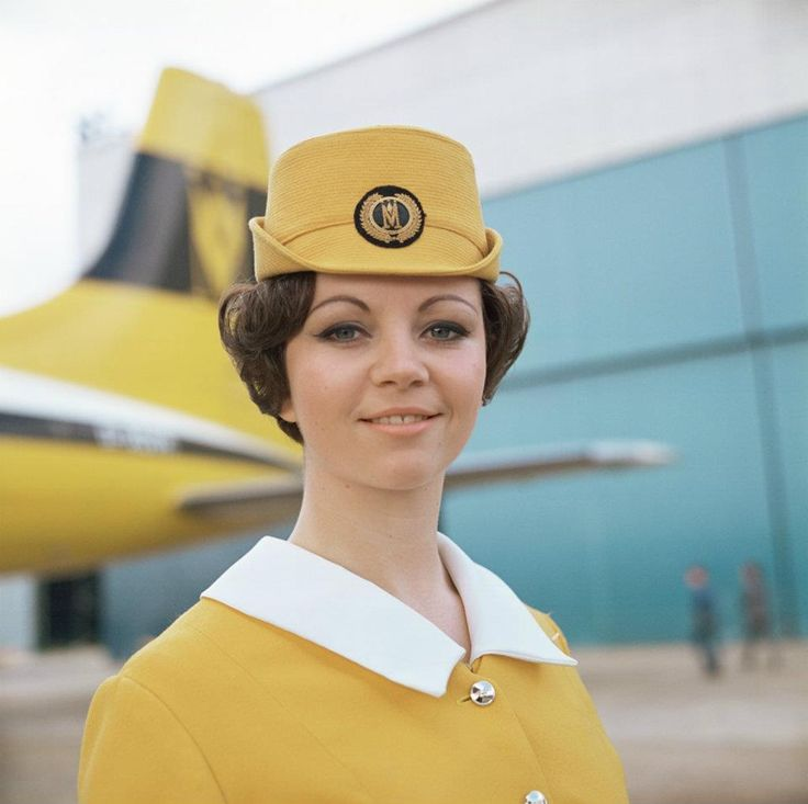 cover letter flight attendant%0A Awesome little hats  Monarch airlines air hostess