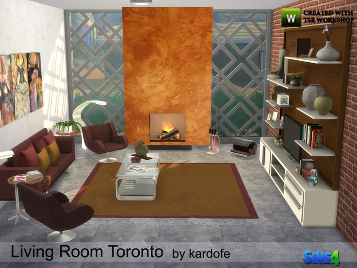 258 Best Sims 4 Salons Images On Pinterest Decoration
