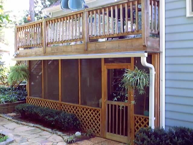 44 best images about porch design ideas on pinterest for Under porch ideas