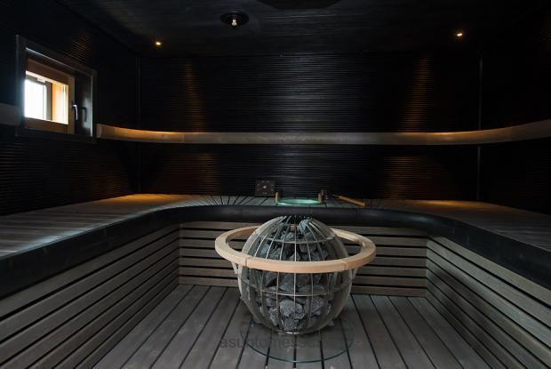 Omatalo Ruusuvuori - Sauna