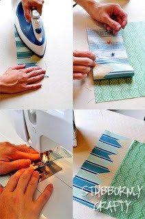 monster bib iron sew base fabrics