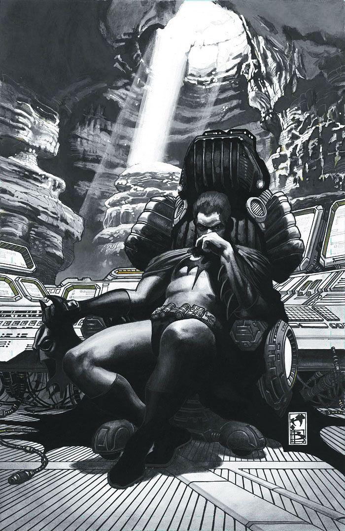Simone Bianchis Detective Comicscovers - Blog - GeekDraw