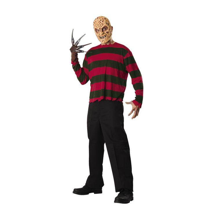 Disfraz de Freddy Krueger - A Nightmare on Elm Street® #tienda #disfraces #halloween #novedades