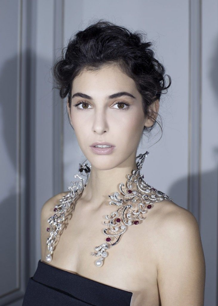 Mellerio dits Meller pays tribute to Marie Medicis by creating innovative jewellery collection
