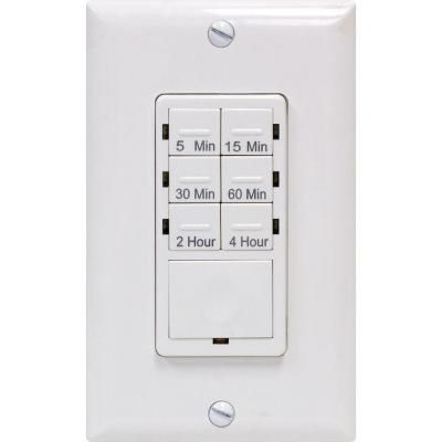 GE In-Wall Digital Countdown Timer-15318 at The Home Depot