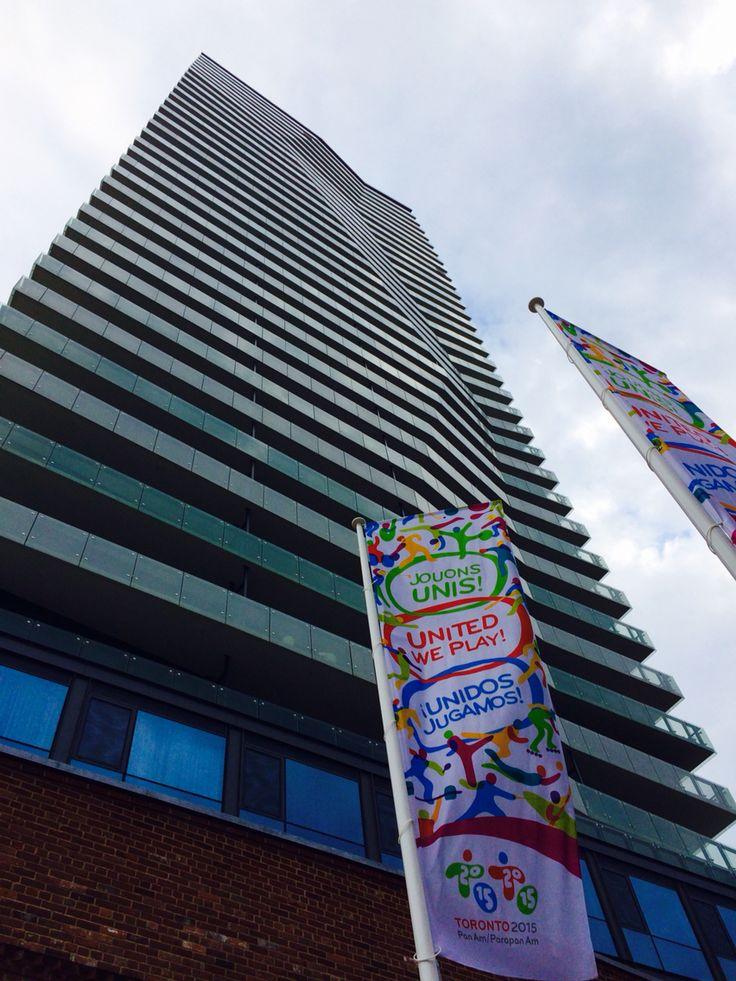 #TO2015 #panamgames #epicison #summer #livingatthedistillery