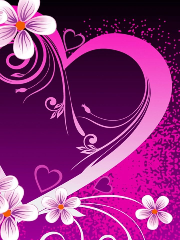 Download Cute Love Mobile Wallpapers Nokia E71 Cute Girly Wallpapers Pink Floral Pictures Hd Apps