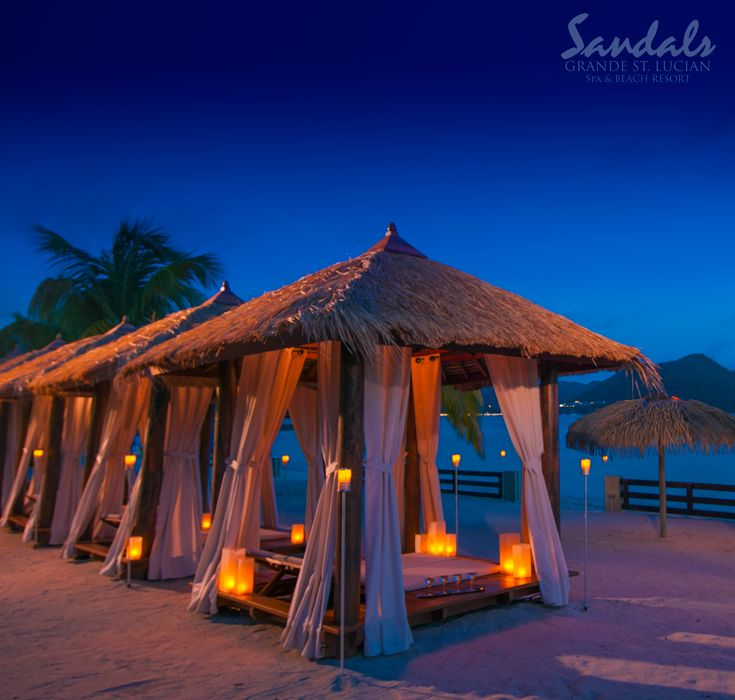 This getaway spot at Sandals Grande St. Lucian has your name on it.