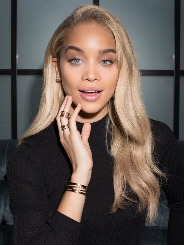 jasmine sanders | b.zero1 design legend | Hair color for black hair, Beauty hair color, Beautiful hair