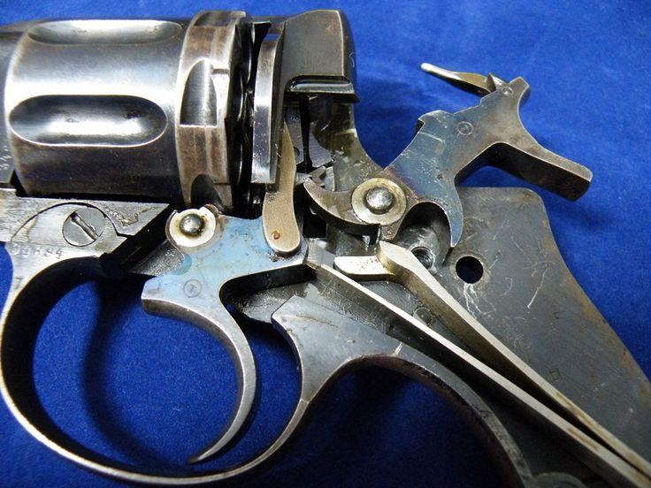 Револьвер Наган (ударно-спусковой механизм)