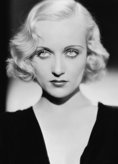 How Carol Lombard made her nose look straighter (it was left slightly curved after a car accident) plus 14 other clever beauty tricks the old Hollywood stars used themselves.