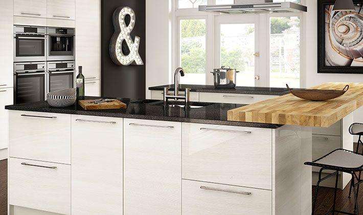 glencoe-larch-kitchen-1 | kitchen | pinterest | kitchen ranges