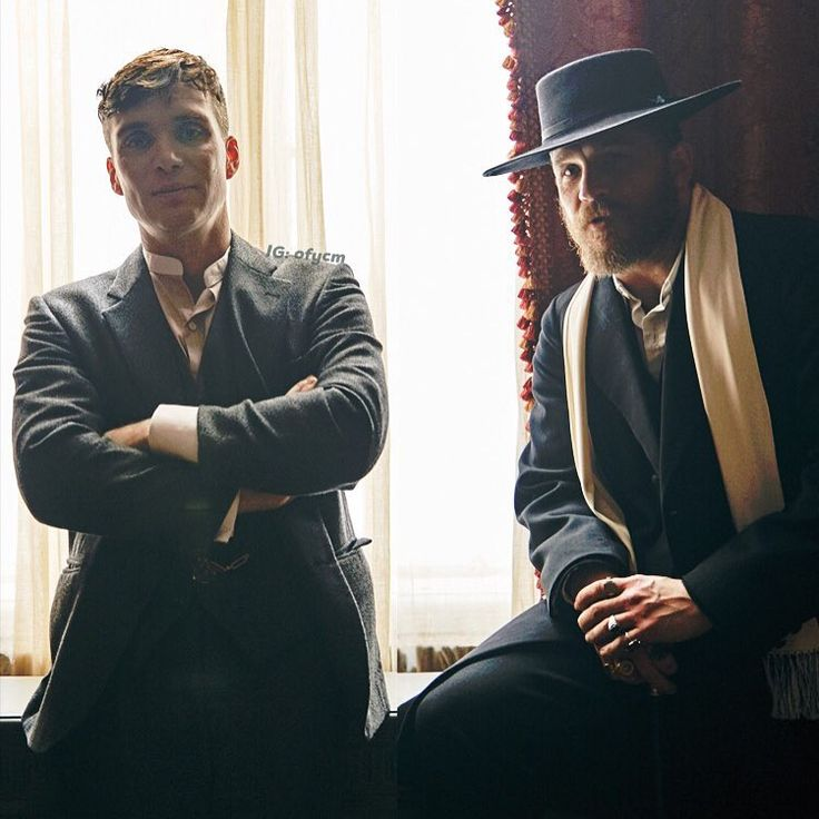 """ohfuckyeahcillianmurphy:  """"Filed under """"good things come to those who wait."""" Peaky Blinders S4 news by way of creator Steven Knight in Deadline — Scripts are the best yet, Tom Hardy is back, and filming starts soon.  """"I'm very, very excited because I'm…"""
