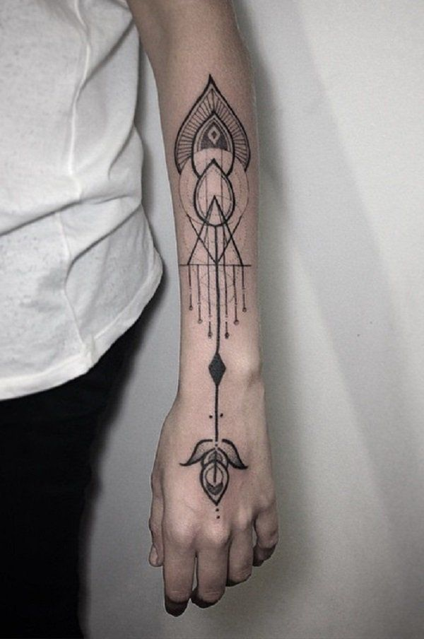 Tattoo Articles: 60 Mind Blow Abstract Tattoos