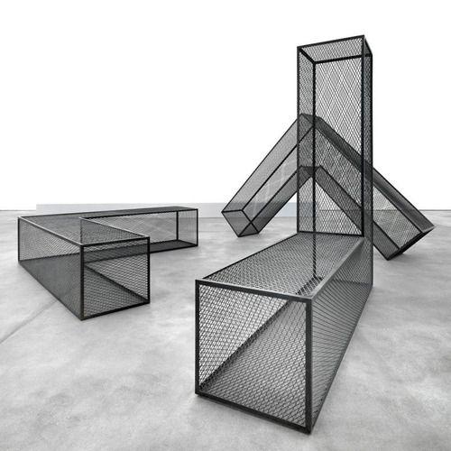 STEEL MESH LS BY ROBERT MORRIS