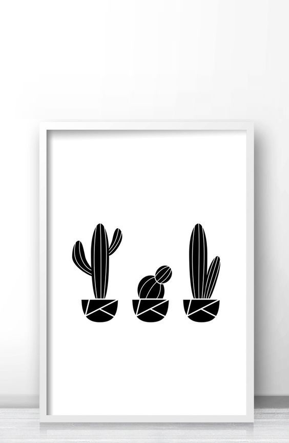 Image result for geometric cactus