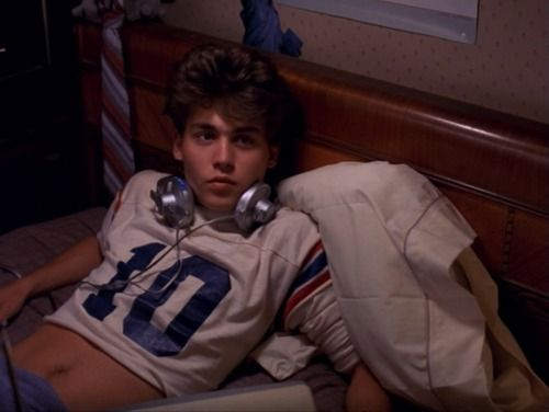 young Johnny Depp. | Love of the Depp | Pinterest | Johnny ...