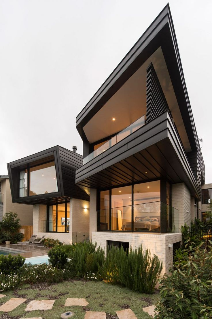 Balmoral House by Fox Johnston Architects - Australia