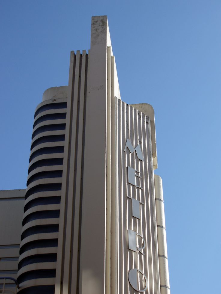Exterior: 1000+ Images About 1930s Architecture On Pinterest