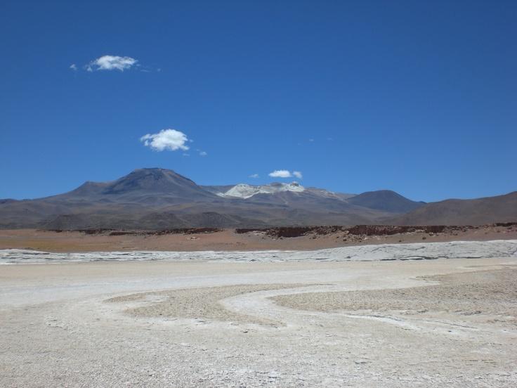 Désert de l'Atacama .Chile