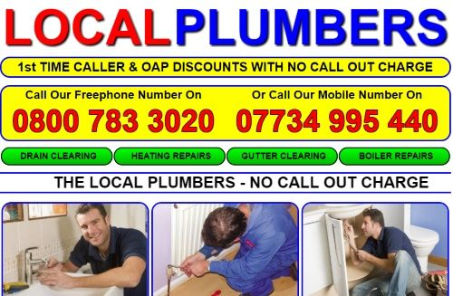 The LOCAL Plumbers | The Bromley Business Directory