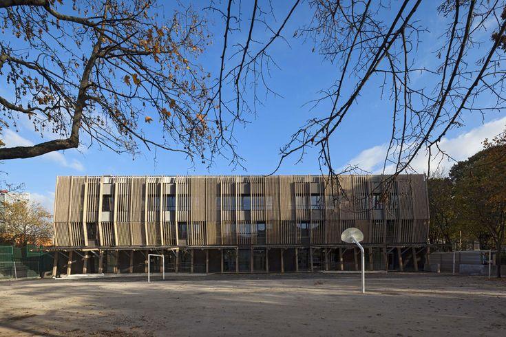 Colegio Francés Dorleac / DE-SO