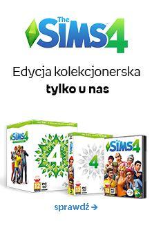 The Sims 4. Edycja kolekcjonerska tylko w Empiku :)