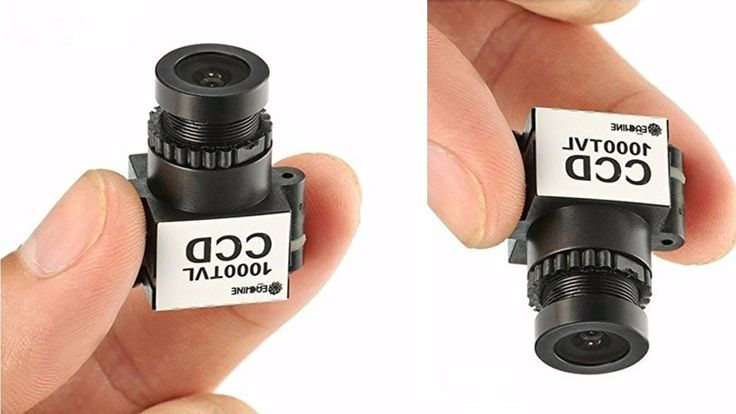 CCD: The Heart of a Digital Camera (How a charge-coupled Device works)