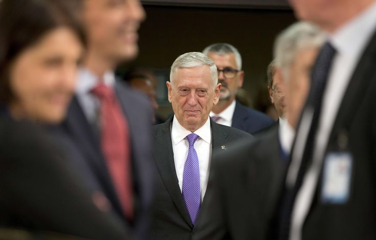 Defense Secretary James Mattis has delayed allowing transgender people to join the military until Jan. 1, 2018 at the earliest, the Pentagon announced Friday night.