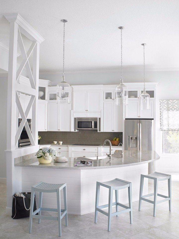 Прибрежная резиденция, расположенная в Палм-Бич, штат Флорида. - Дизайн интерьеров | Идеи вашего дома | Lodgers