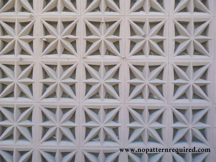 25+ Best Ideas About Decorative Concrete Blocks On Pinterest