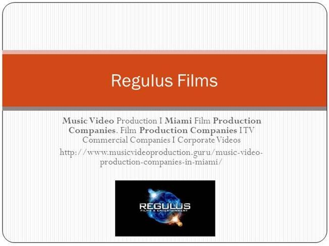12 best new york music video production company images on pinterest music video production companies miami regulus films music video production i miami film production companies film production companies i tv commercial fandeluxe Choice Image