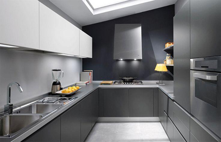 cozinha cinza grafite - Pesquisa Google